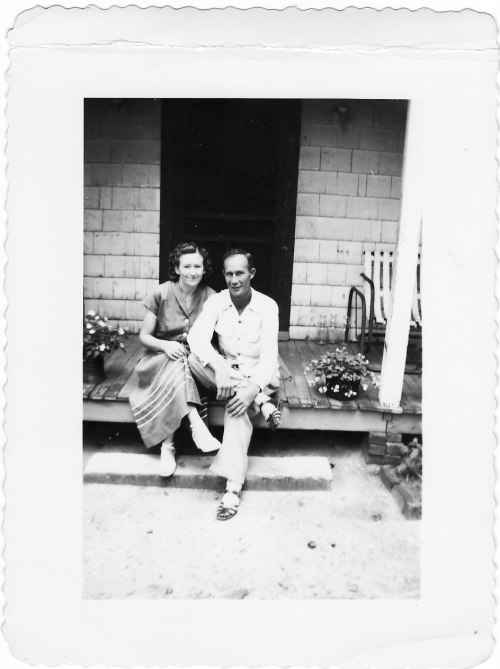 Jimmie and Irma Shelton